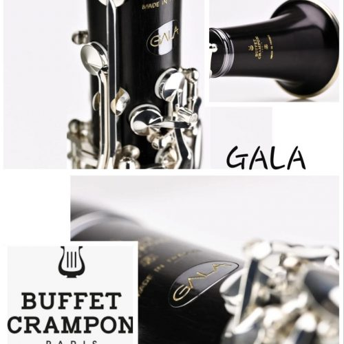 buffet clarinete gala